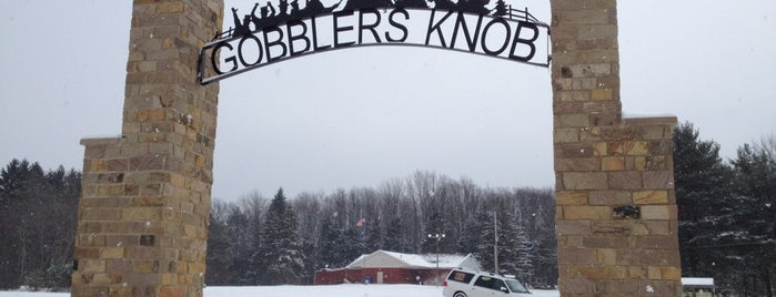 Gobblers Knob is one of Come Back Later.