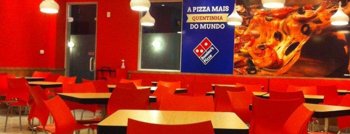 Domino's Pizza is one of Posti che sono piaciuti a Edgar.
