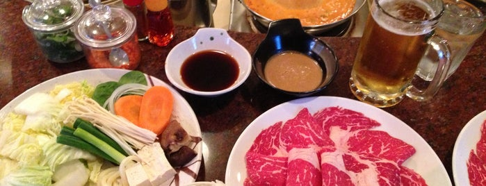 Shabu-sen is one of San Francisco.