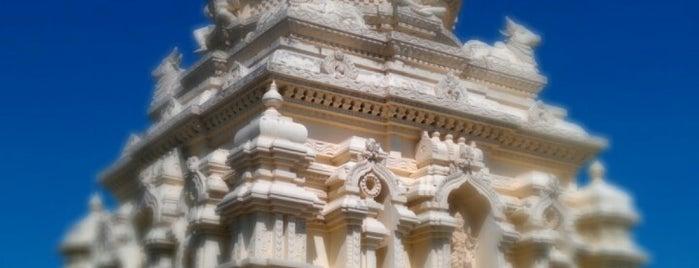 Chamundi Temple is one of Bengaluru, India.