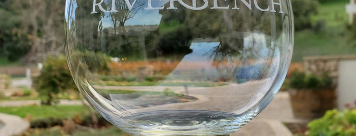 Riverbench Winery is one of Santa Barbara Wineries.