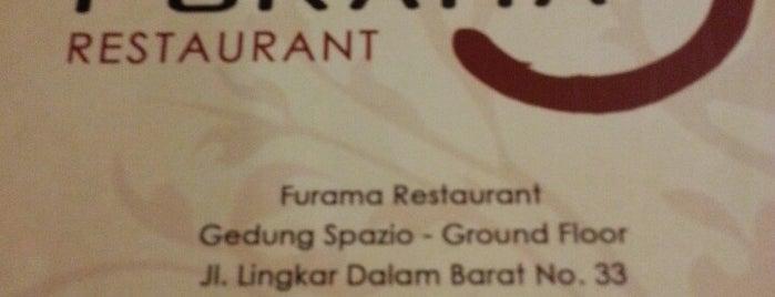 Furama is one of Jakarta, Indonesia.