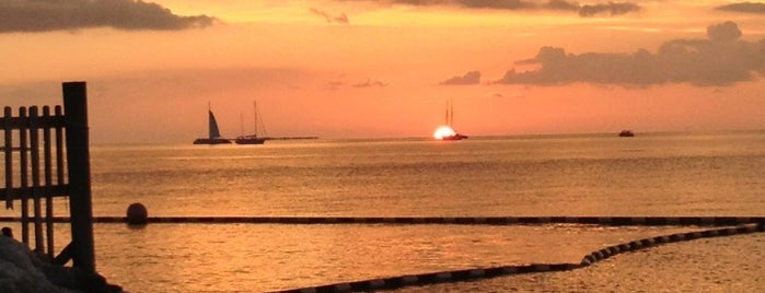 Hyatt Regency Resort Key West Beach is one of Tempat yang Disimpan Lili.