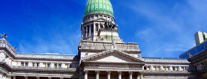 Palacio del Congreso de la Nación Argentina is one of Mis Lugares (Buenos Aires).