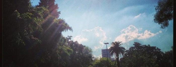 Parque Las Heras is one of Mis Lugares (Buenos Aires).