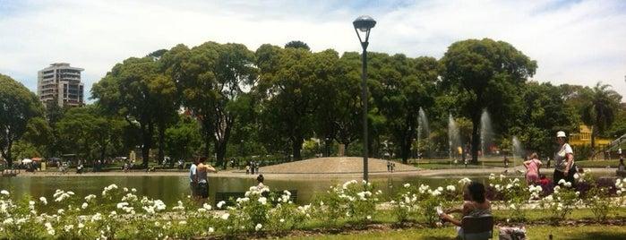 Parque Centenario is one of Mis Lugares (Buenos Aires).