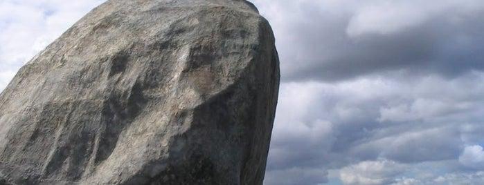 Cerro La Movediza is one of Mis Lugares (Tandil).