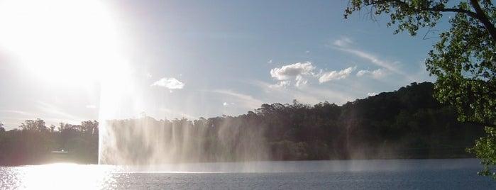 Lago del Fuerte is one of Mis Lugares (Tandil).