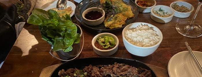Haenyeo is one of Jason's 25 Favorite NYC Restaurants of 2019.