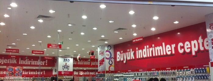 Gold Teknoloji Marketleri is one of Orte, die Yunus gefallen.