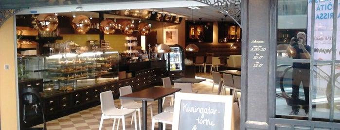 Ståhlberg Home Bakery & Café is one of Locais curtidos por Tero.