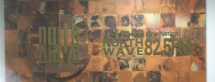 FM NORTH WAVE is one of Gespeicherte Orte von Brunold.