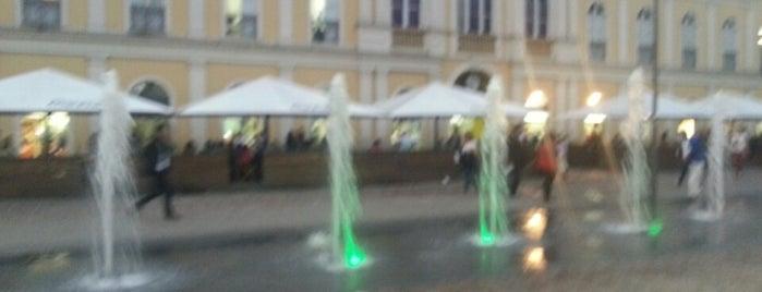 Praça XV de Novembro is one of Káren 님이 좋아한 장소.