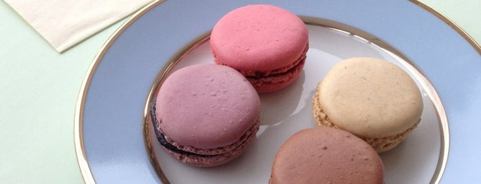 Ladurée is one of Maybe Try?.