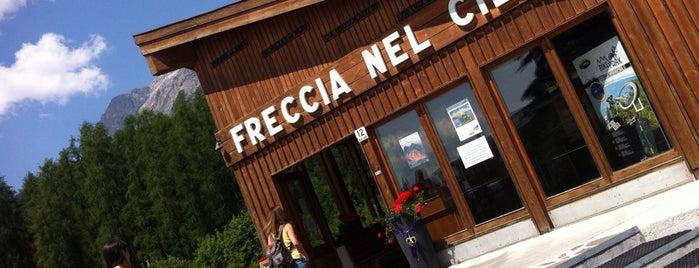 Freccia nel Cielo is one of Lugares favoritos de Emanuela.