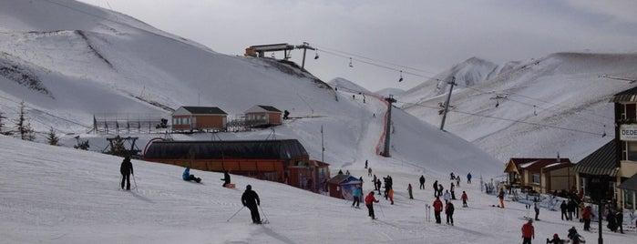Palandöken Kayak Merkezi is one of Ç.