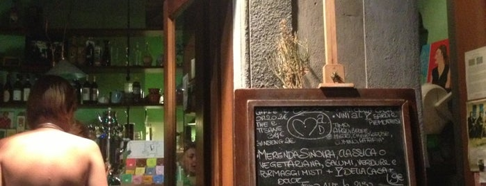 Casa Mad is one of Vegan Eats in Turin.