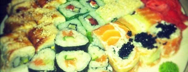 Yoko Mokko is one of Club, restaurant, cafe, pizzeria, bar, pub, sushi.