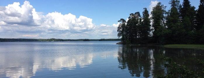 Bodominjärvi is one of Espoo.