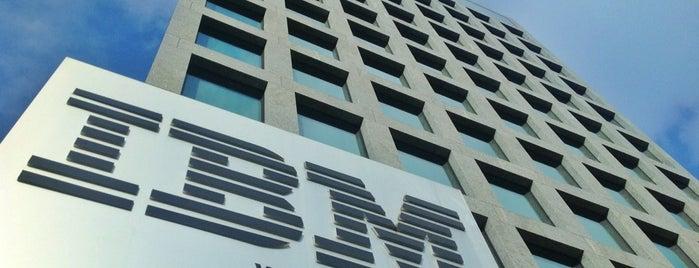 IBM Innovation Center Zurich is one of Social, Digital, Tech!.