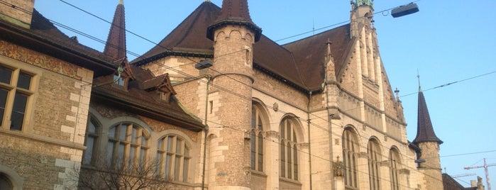 Schweizerisches Landesmuseum is one of Luzern.