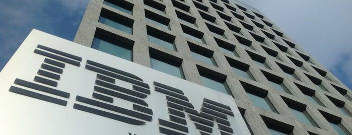 IBM is one of Social, Digital, Tech!.