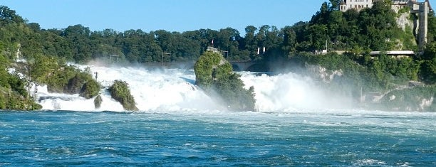 Rheinfall is one of What to do in Switzerland.