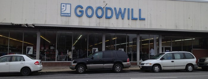 Goodwill West End Donation Center is one of Thrifting Spots in the Southeast.