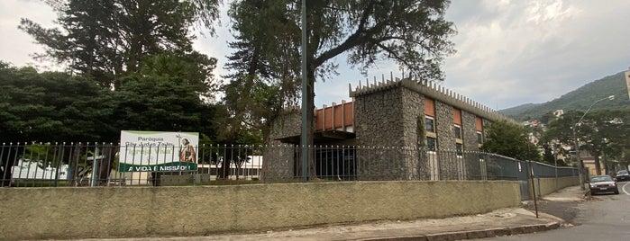 Poços de Caldas is one of Lieux qui ont plu à Clau.