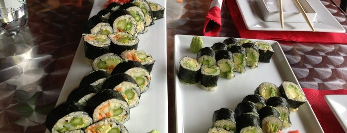 Sushi Sake Doral is one of Lukas' South FL Food List!.