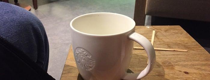 Starbucks is one of Posti che sono piaciuti a Martin.