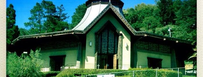 Our Lady Of Mt. Carmel Church is one of Sonoma/Healdsburg.