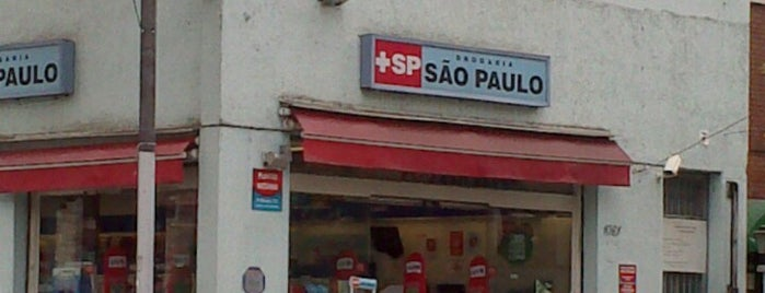 Drogaria São Paulo is one of MZ🌸 님이 좋아한 장소.
