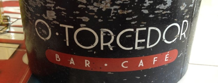 O Torcedor Bar e Café is one of Hotspots SP.