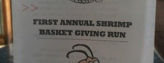 Shrimp Basket is one of Andrew : понравившиеся места.