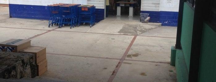 SuperIssste Pensiones is one of Plazas y tiendas.