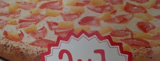 Domino's Pizza is one of Lugares favoritos de Ricardo.