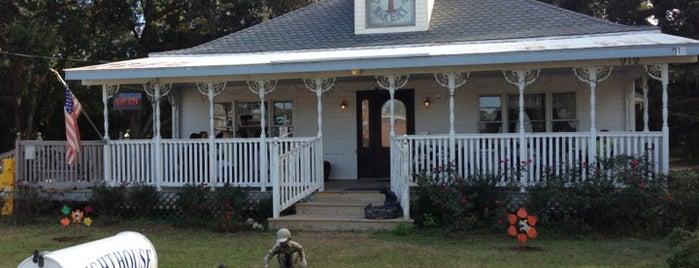 The Lighthouse Bakery - Dauphin Island is one of Posti che sono piaciuti a Amy.