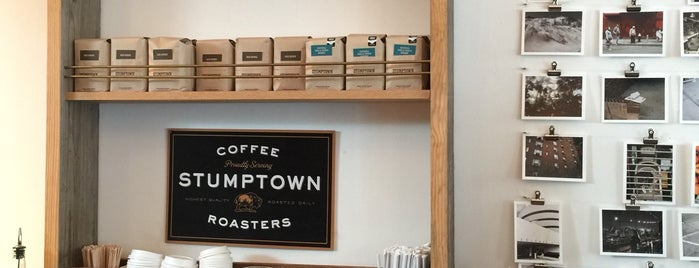 Kinship Coffee Roasters is one of Queens.