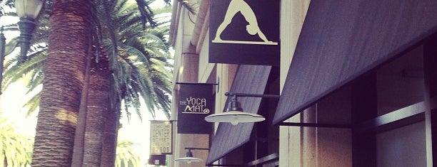The Yoga Mat is one of Angela : понравившиеся места.