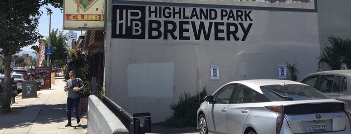 Highland Park Brewery is one of Weeves & Jooster.