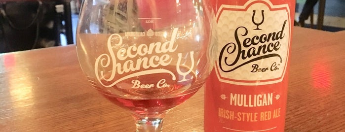 Second Chance Beer Company is one of San Diego Breweries.