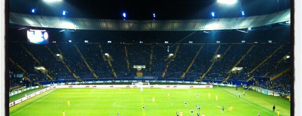 ОСК «Металіст» / Metalist Stadium is one of Soccer Stadiums.