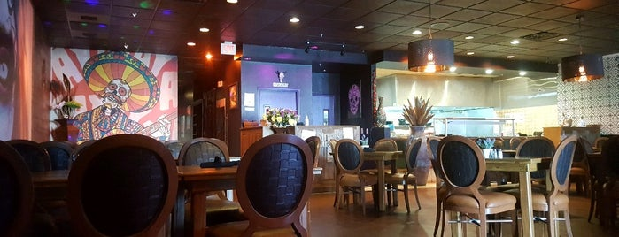 Salud! Mexican Bistro and Tequileria is one of Las Vegas.