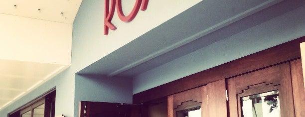 Roxy Cinema is one of Orte, die Oonagh gefallen.