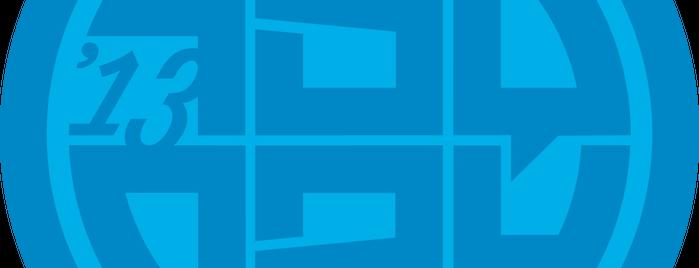 4sqDay Atlanta HQ is one of Foursquare Day 2013 - April 16.