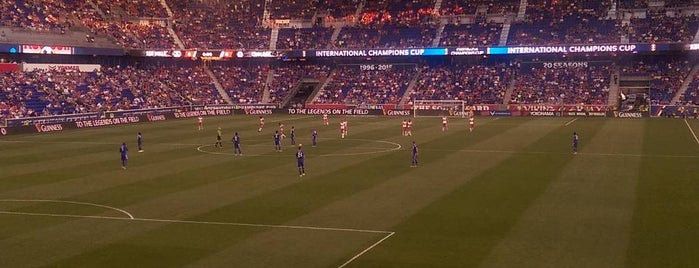 Red Bull Arena is one of Lieux qui ont plu à Joe.