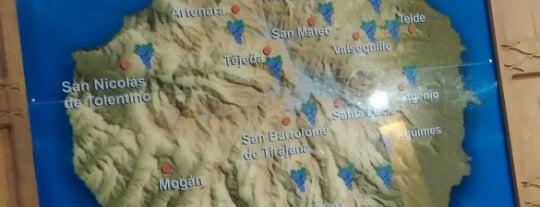 Bodega Las Tirajanas is one of Tempat yang Disimpan Michael.