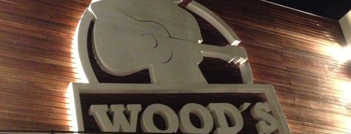 Wood's is one of Nightclubs around the world!.