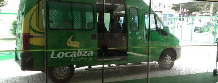 Localiza Hertz Rent a Car is one of Locais curtidos por Rony.